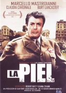 La pelle - Spanish Movie Cover (xs thumbnail)