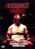 Ultimate Killing Machine - Czech DVD cover (xs thumbnail)