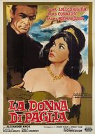 Woman of Straw - Italian Movie Poster (xs thumbnail)