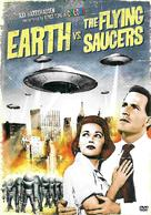 Earth vs. the Flying Saucers - DVD cover (xs thumbnail)