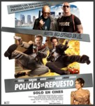 The Other Guys - Chilean Movie Poster (xs thumbnail)