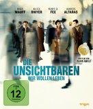 Die Unsichtbaren - German Blu-Ray movie cover (xs thumbnail)