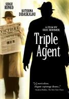 Triple agent - DVD cover (xs thumbnail)