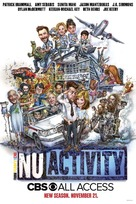 No Activity - Movie Poster (xs thumbnail)