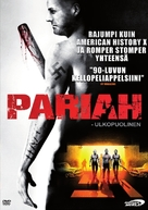 Pariah - Finnish Movie Cover (xs thumbnail)