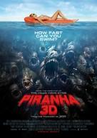 Piranha - Swiss Movie Poster (xs thumbnail)