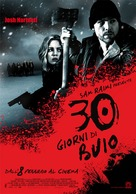 30 Days of Night - Italian poster (xs thumbnail)