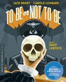 To Be or Not to Be - Blu-Ray movie cover (xs thumbnail)