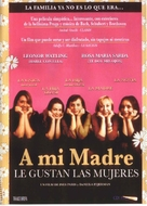 A mi madre le gustan las mujeres - Argentinian Movie Cover (xs thumbnail)