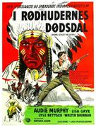Drums Across the River - Danish Movie Poster (xs thumbnail)