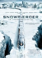 Snowpiercer - French Movie Poster (xs thumbnail)