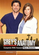 """Grey's Anatomy"" - DVD movie cover (xs thumbnail)"