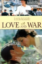 In Love and War - Movie Poster (xs thumbnail)