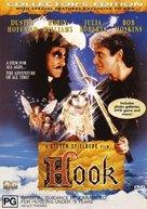 Hook - Australian Movie Cover (xs thumbnail)