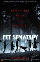 Pet Sematary - Australian Movie Poster (xs thumbnail)