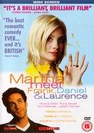 Martha, Meet Frank, Daniel and Laurence - British DVD cover (xs thumbnail)