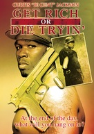 Get Rich or Die Tryin' - DVD cover (xs thumbnail)