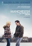 Manchester by the Sea - German Movie Poster (xs thumbnail)