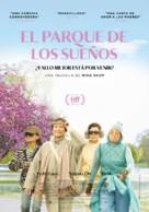 Meditation Park - Colombian Movie Poster (xs thumbnail)