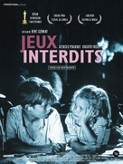 Jeux interdits - French Movie Poster (xs thumbnail)