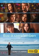 Stuck in Love - Hungarian Movie Poster (xs thumbnail)