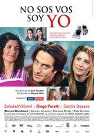 No sos vos, soy yo - Argentinian poster (xs thumbnail)