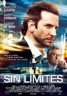 Limitless - Spanish Movie Poster (xs thumbnail)