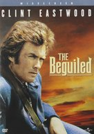 The Beguiled - DVD movie cover (xs thumbnail)
