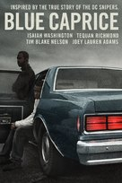 Blue Caprice - DVD movie cover (xs thumbnail)