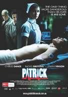 Patrick - Australian Movie Poster (xs thumbnail)