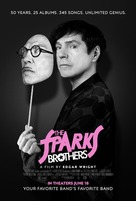 The Sparks Brothers - Movie Poster (xs thumbnail)