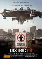 District 9 - Australian Movie Poster (xs thumbnail)