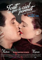 All That Heaven Allows - French Re-release movie poster (xs thumbnail)