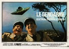 Le gendarme et les extra-terrestres - French Movie Poster (xs thumbnail)