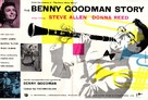 The Benny Goodman Story - British Movie Poster (xs thumbnail)