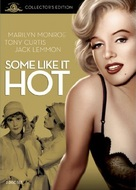 Some Like It Hot - DVD cover (xs thumbnail)