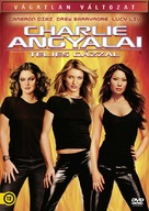 Charlie's Angels: Full Throttle - Hungarian Movie Cover (xs thumbnail)