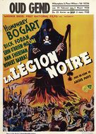 Black Legion - Belgian Movie Poster (xs thumbnail)