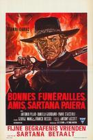 Buon funerale, amigos!... paga Sartana - Belgian Movie Poster (xs thumbnail)
