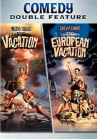 European Vacation - DVD cover (xs thumbnail)