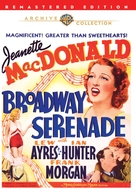 Broadway Serenade - DVD cover (xs thumbnail)