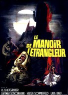 Die Nylonschlinge - French Movie Poster (xs thumbnail)