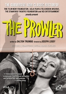 The Prowler - DVD movie cover (xs thumbnail)