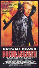 Wanted Dead Or Alive - Danish VHS cover (xs thumbnail)