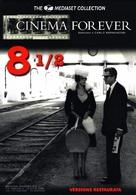 8½ - Italian DVD cover (xs thumbnail)