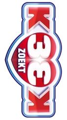 """K3 zoekt K3"" - Belgian Logo (xs thumbnail)"