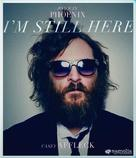 I'm Still Here - Blu-Ray cover (xs thumbnail)