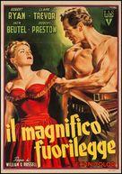 Best of the Badmen - Italian Movie Poster (xs thumbnail)
