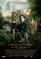 Miss Peregrine's Home for Peculiar Children - Romanian Movie Poster (xs thumbnail)