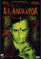 Re-Animator - German DVD cover (xs thumbnail)